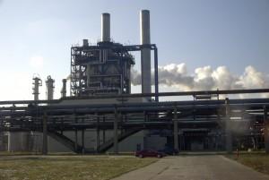 Schornsteinhöhenberechnung in der Industrie